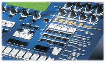 Free Yamaha RM1x drum samples