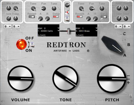 Redtron Mellotron