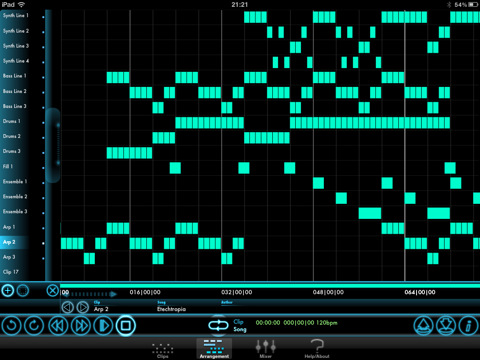 Brainwave Sequencer for iPad