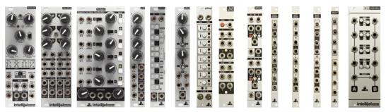 Intellijel Modular Synthesizer