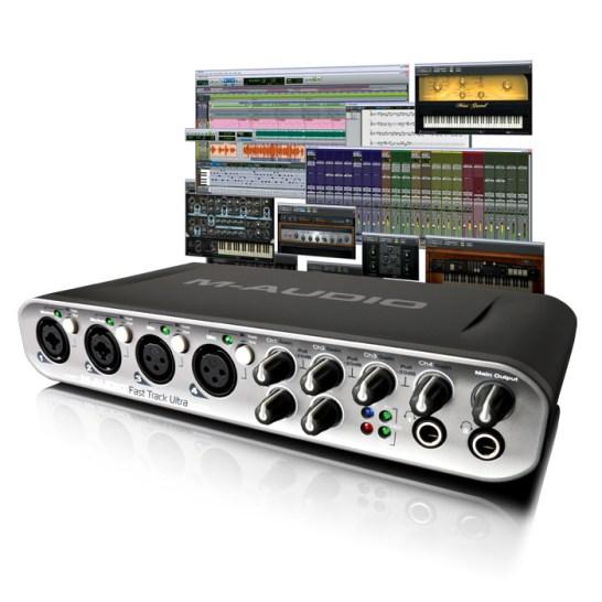 Pro Tools MP 9