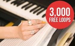 3,000 free loops