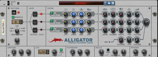 Propellerhead Reason 6 Alligator