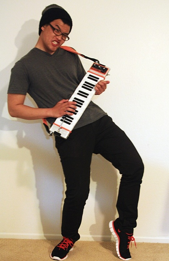 Ambidextro Keytar