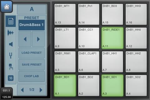 Beatmaker 2 for iPad