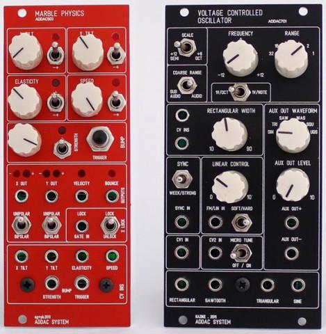 ADDAC System Eurorack Modular Synthesizer