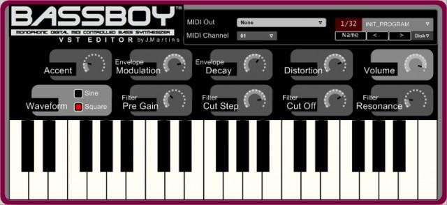 Bassboy Editor