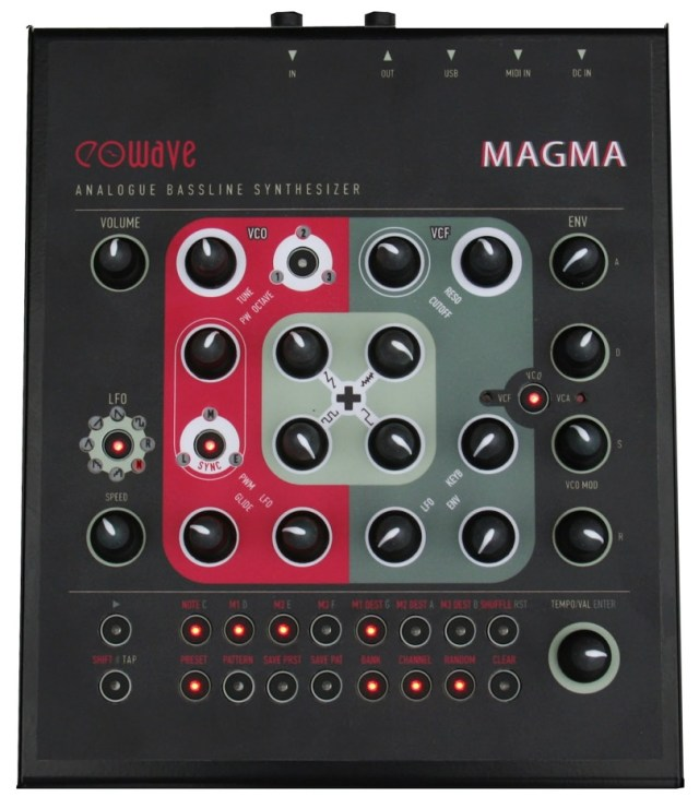 Eowave Magma synthesizer