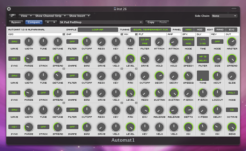 Free Software For Fans of Synths