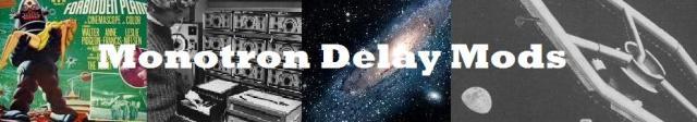 Korg Monotron Delay mods