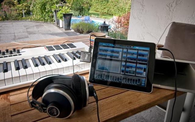PPG Wavegenerator iPad Synthesizer