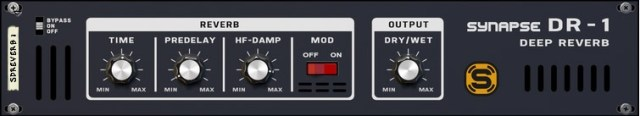 Synapse Audio Rack Extension for Reason