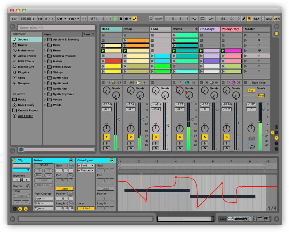"""Ableton Live 9 Review & Ableton Push In Depth – """"Ableton Still Owns The Future"""""""