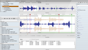 OS X Wave Editor Updated – Synthtopia