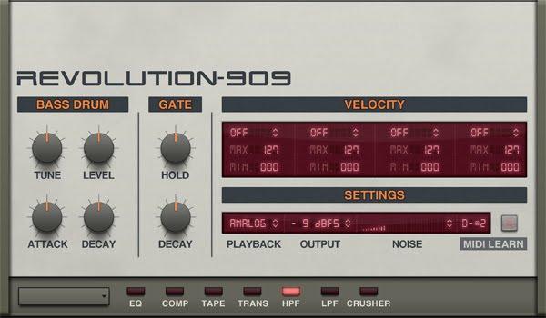 Transistor Revolution 909