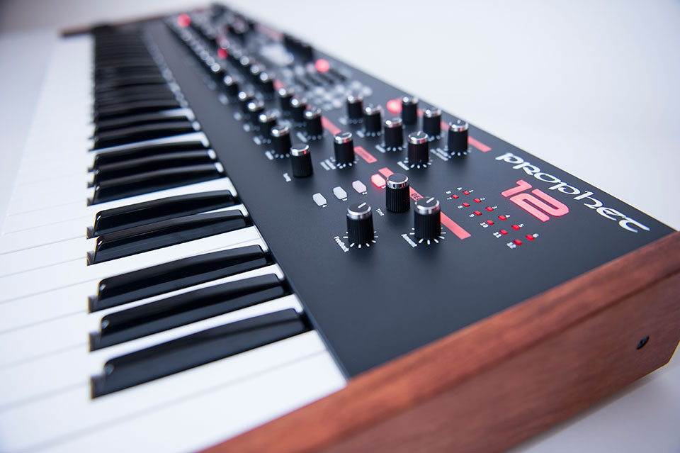 Prophet 12 Video Overview With Dave Smith
