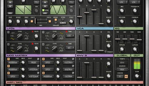 waves-element-synthesizer
