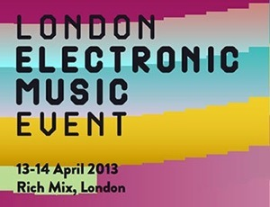 LondonElectronicMusicEvent