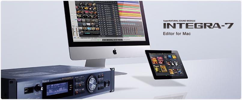 Free Integra-7 Plugin For Mac Integrates With Your DAW – Synthtopia