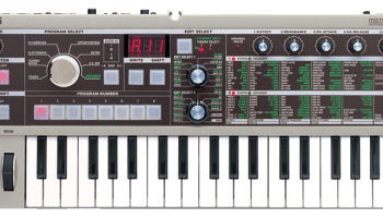 How To Use The Korg microKorg Patch Editor | Synthtopia