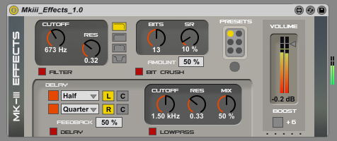 Free Effects Processor For Ableton Live | Synthtopia