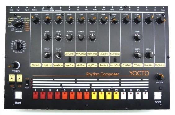 YOCTO-drum-machine
