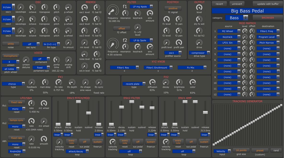 Free Akai Miniak & Alesis Micron Editor | Synthtopia