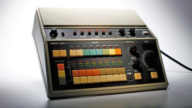 vintage-drum-machine