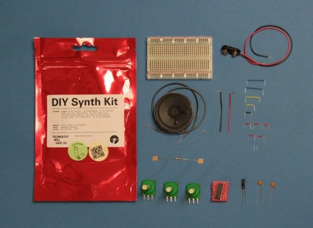 electro-synth-kit