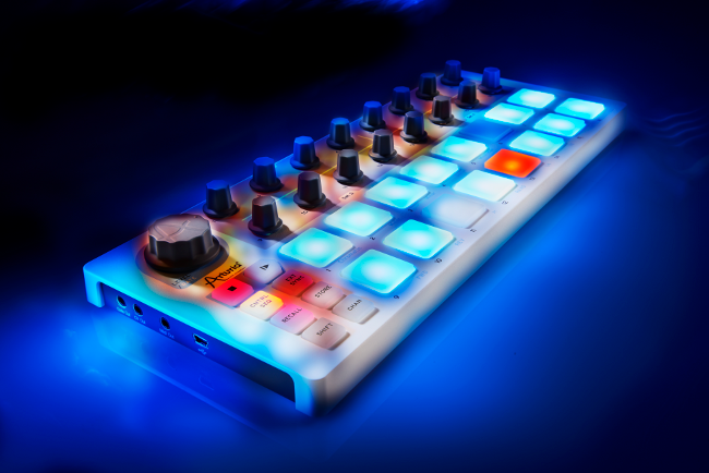 Arturia BeatStep Now Available