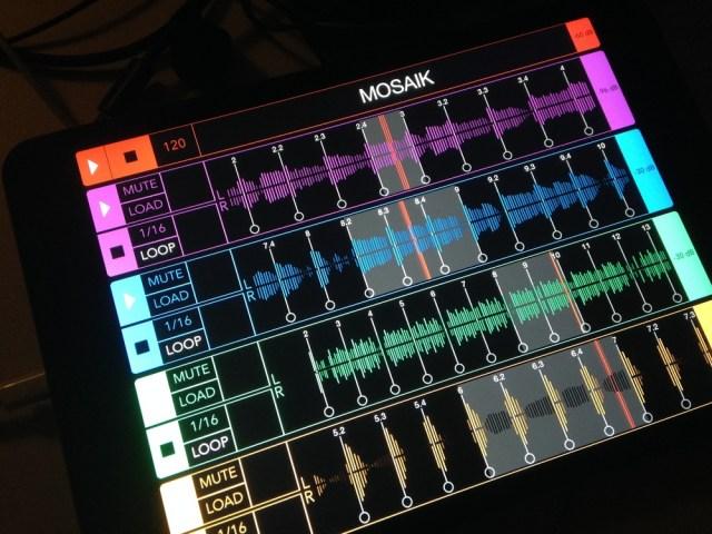 Mosaik-ipad-music-software