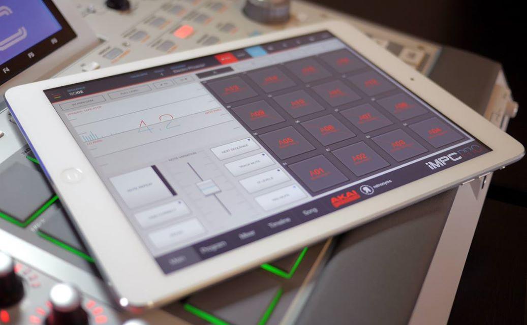 Akai iMPC Pro Now Available