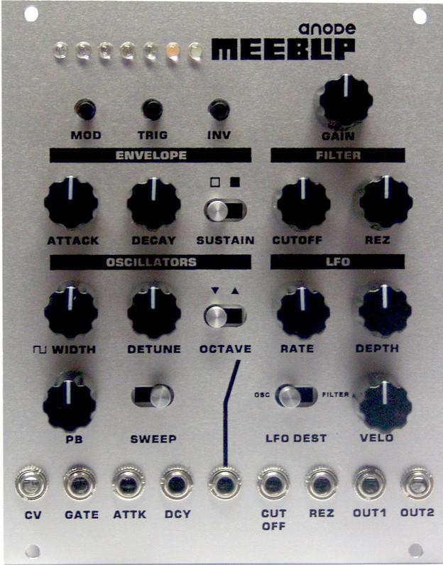 MeeBlip-Anode-Eurorack-module