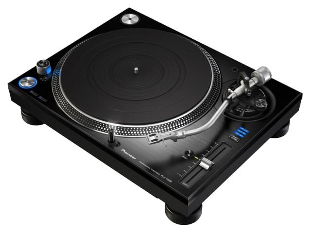 Pioneer-PLX-1000-DJ-Turntable