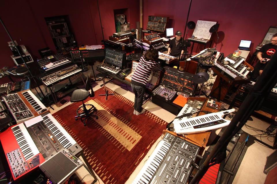 Modular Synthesizer Concert : jean michel jarre s synth lair synthtopia ~ Vivirlamusica.com Haus und Dekorationen