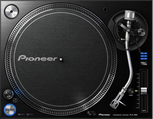 pioneer announces 699 plx 1000 direct drive dj turntable we get that strange feeling of d j. Black Bedroom Furniture Sets. Home Design Ideas
