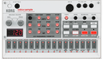 Free Editor For Korg Volca Sample (Android, iOS, Mac