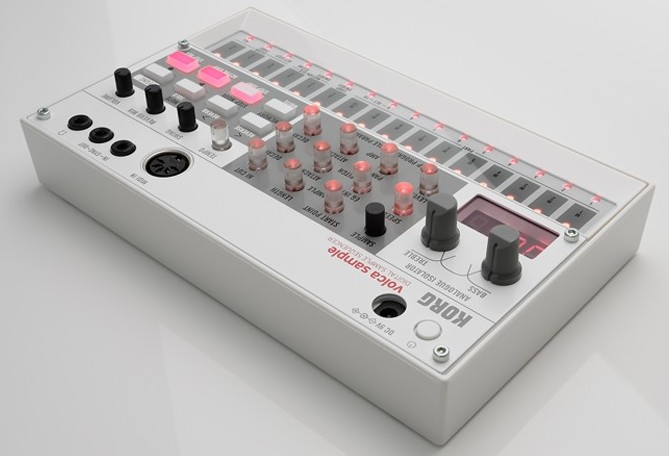 make your korg volca sample sound like classic drum machines synthtopia. Black Bedroom Furniture Sets. Home Design Ideas