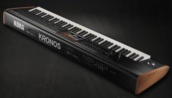Korg Intros Kronos 88LS Light-Touch Keyboard | Synthtopia