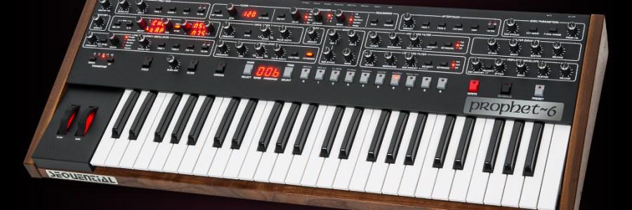 prophet-6-synthesizer