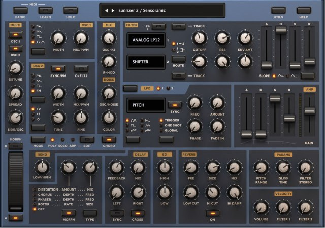 Sunrizer For Mac Now Available – Synthtopia