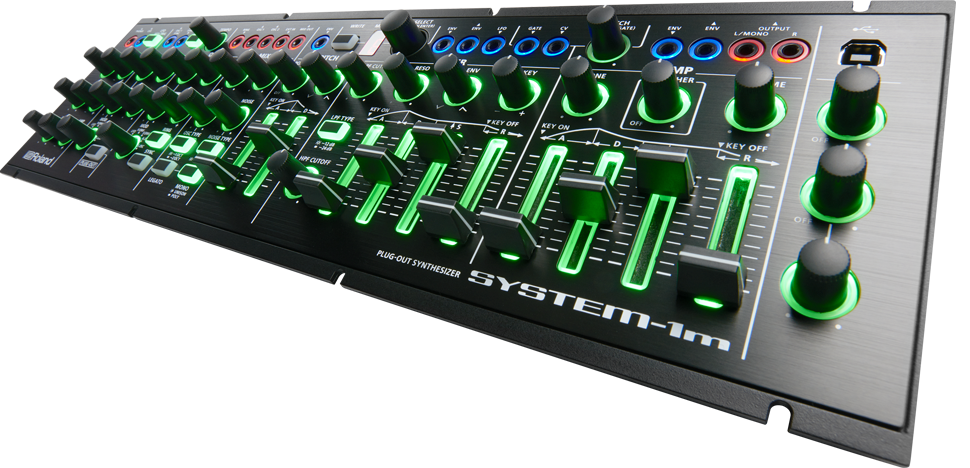 Hands On With The Roland Aira System-1M Eurorack Module