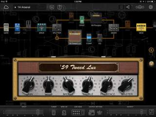 bias fx amp effects processor now available synthtopia. Black Bedroom Furniture Sets. Home Design Ideas