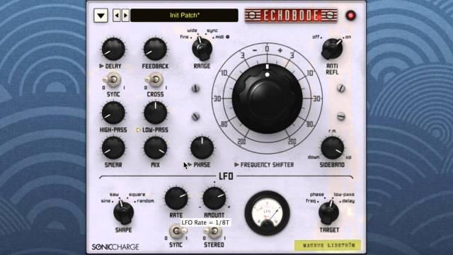 echobode-frequency-shifter