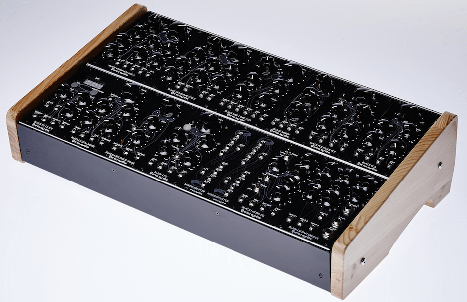 Erica Synths Intros Black Series Modules & Eurorack Cases