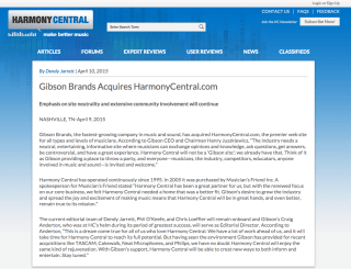 gibson-buys-harmony-central