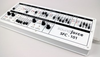 Sound Force Controllers Offers Custom MIDI Controllers For