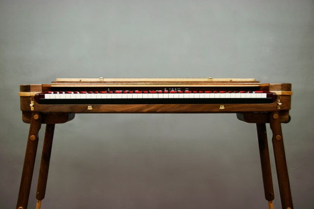 Jl Design Intros Custom Keyboard Stands Synthtopia