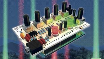 $39 miniAtmegatron Turns An Arduino Uno Into An 8-bit Synthesizer