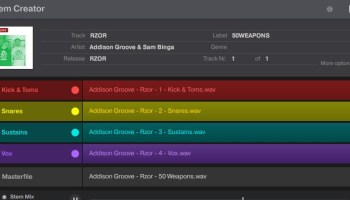 Free Download – Native Instruments Stems Creator – Synthtopia